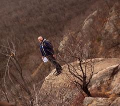 Outcrop (CarbonNYC [in SF!]) Tags: trees gay newyork man smiling hike grinning hiker barren hudsonvalley gayman birthdayhike inhiselement stormkingmountain carbonnyc stormkingsummittrail stormkingmountainsummittrail carbonsf