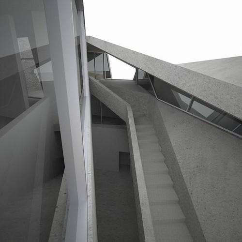 Futuristic Architecture Design of ORDOS 100 2