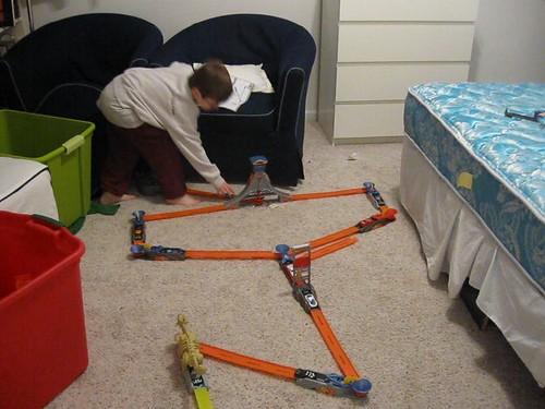 Trick Track Dino Frenzy