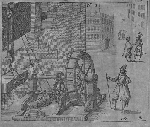 Heinrich Zeising - Theatri machinarum Erster - 1613