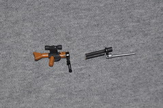 FG42. . . (The Ranger of Awesomeness) Tags: lego nazi wwii german brickarms