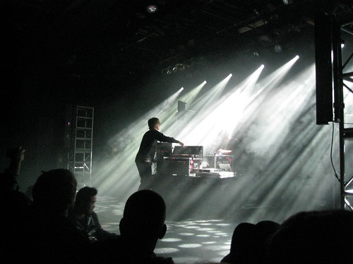 Simian Mobile Disco, Commodore Ballroom, Vancouver