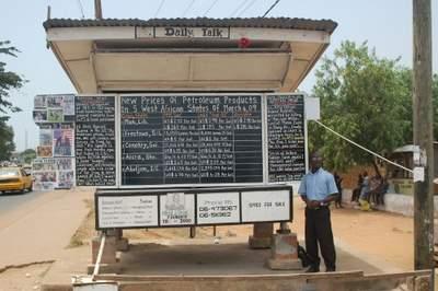 liberias blackboard blogger