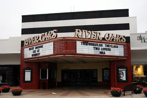 the river oaks theater