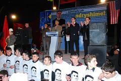 DSC_7890 (RufiOsmani) Tags: macedonia change albanian elections 2009 kombi osmani gostivar rufi shqip flamuri maqedoni gjuha rufiosmani zgjedhje ndryshime politike