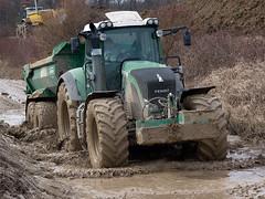 Fendt 924 Vario (slorf) Tags: traktor mud voss vos 924 fendt vario krampe mulde osters