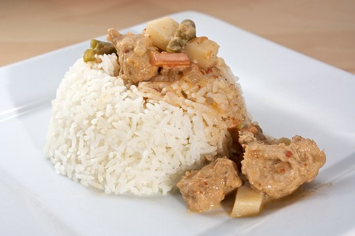 mock chicken kapitan