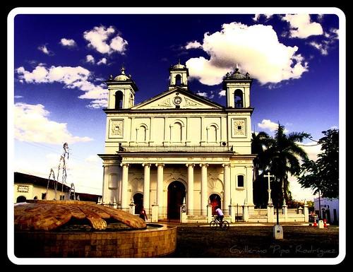 Iglesia de Santa Lucía, Suchitoto.