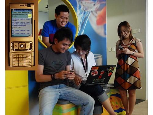 MSN with Digi