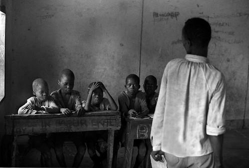 Namalu classroom