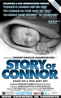Connor's Birth Announcement