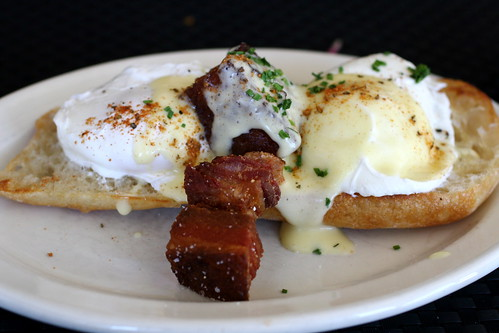 Brunch at Holeman & Finch Public House