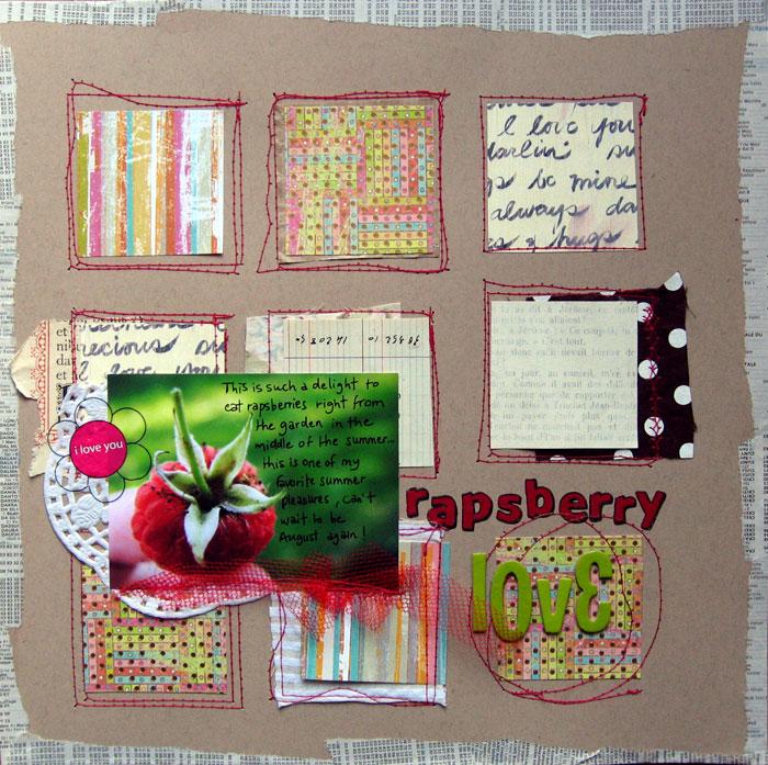 Rapsberry love