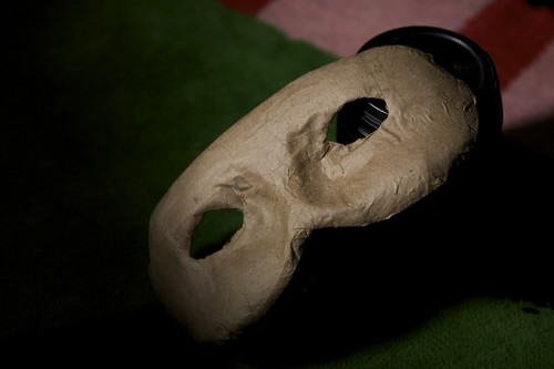 Mask without DIY Flash Grid
