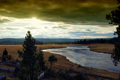 Storm Over Yellowstone (Mike Despot) Tags: storm blind yellowstone nik despot