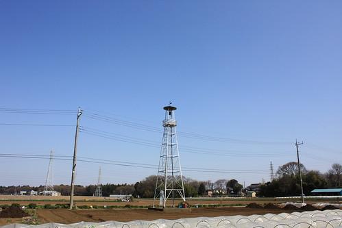 中福の火の見櫓