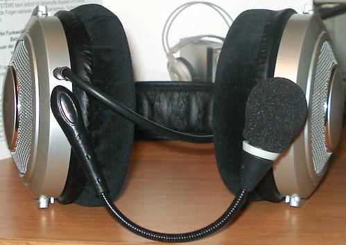 Ακουστικά - Μικρόφωνο
