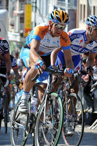 Martijn Maaskant - Tour of Flanders 2009