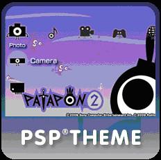 Patapon 2 PSP theme