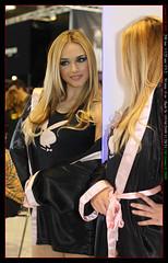 Cosmoprof (maxxxmat) Tags: portrait woman eye girl beautiful beauty canon hair eos donna glamour italia makeup occhi bologna belle ritratti ragazza emiliaromagna capelli massimiliano trucco ef50f14 cosmoprof 40d maxxxmat