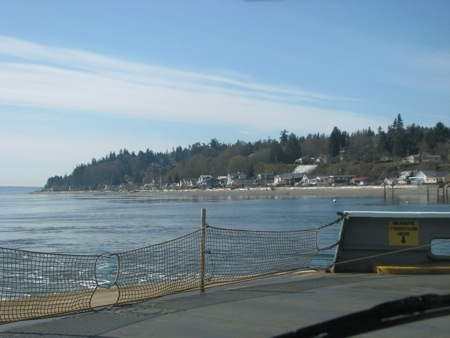 Ferry to Mukilteo