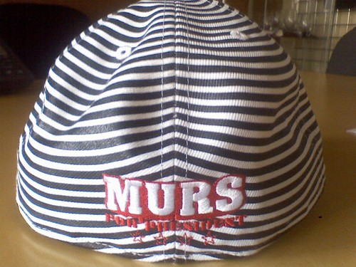 Bad Ass Murs Baseball Cap 3445480598_dba2778c8c