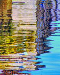 impressionist in Venice (magicoda) Tags: venice italy reflection water italia colours colore laguna acqua venezia riflesso veneto impressionisti impresionist magicoda davidemaggi maggidavide