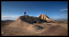 Afotando las Bardenas (martin zalba) Tags: landscape desert paisaje desierto navarra bardenas