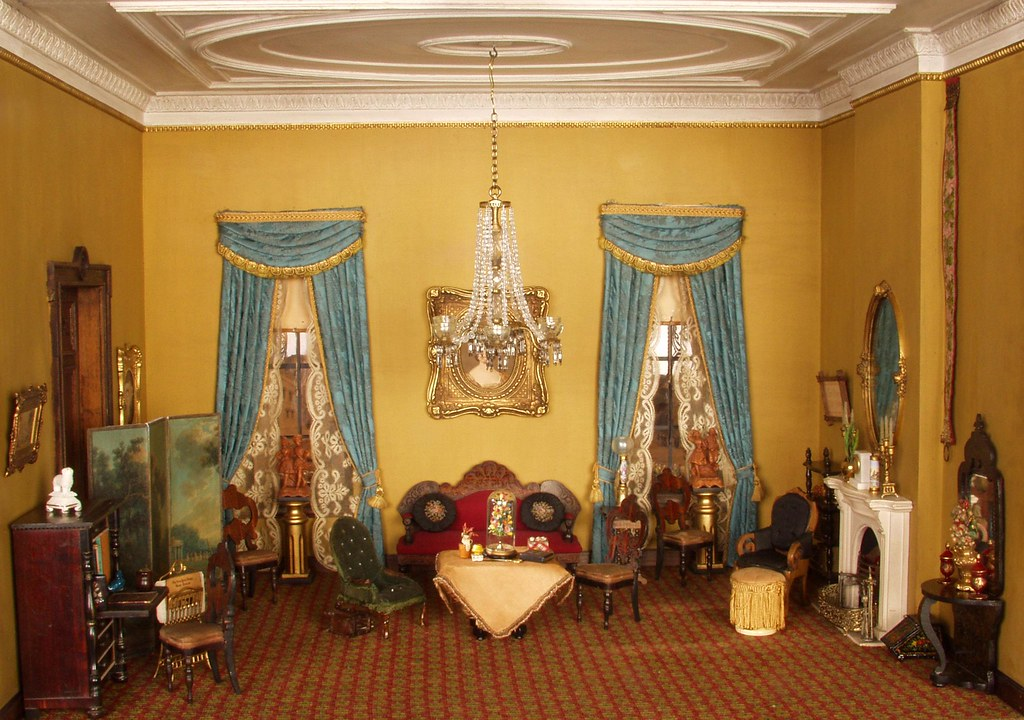 Thorne Rooms at KMA, Parlor