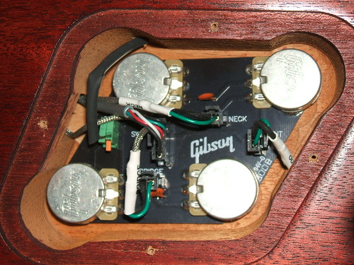 Replacing pickups on Les Paul with PCB Gibson Brands Forums