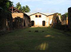 ile royale ruins (nicholaslaughlin) Tags: france southamerica prison guyane frenchguiana bagne ilesdusalut ileroyale