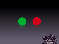 ColorAngels: Green Vs Red