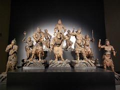十二神将立像@東京国立博物館
