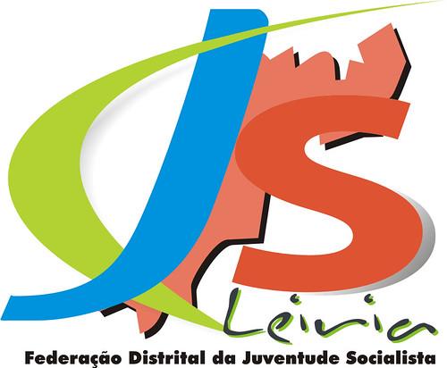Novo Logotipo da Federação de Leiria da JS