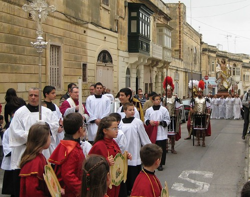 Risen Christ Procession