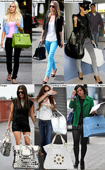 celebrities with their nice handbags (Fashion Clipping) Tags: street fashion bag coach high nice shoes with sandals snapshot style gucci jacket heels kelly celebrities handbags their cuff chanel hermes handbag fergie herms balmain lindsaylohan fendi birkin victoriabeckham christianlouboutin 255 nickyhilton lilyallen kellybag birkinbag heidimontag