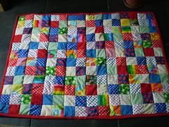 Reu's cot quilt