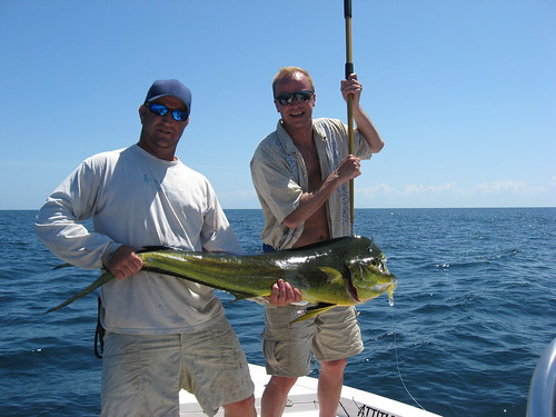 Capt. Eric and Todd Dolphin