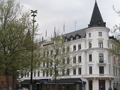 Notre hôtel! :)