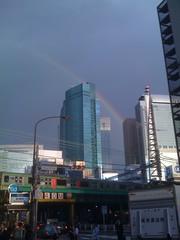 東京の虹 - 1