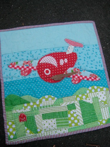 Doll Quilt 6 Sent to ??