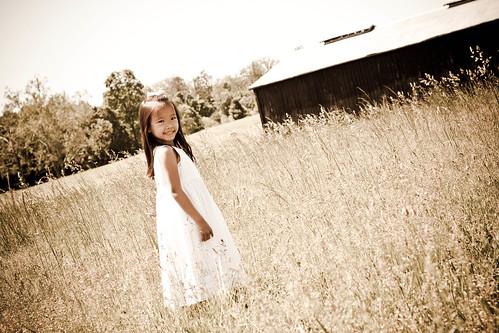 My cutie Olivia