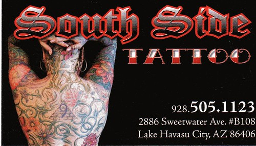 Tattoos, Tattoo Art, Tattoo Artists, Tattoo Events, SouthSide Tattoo Lake