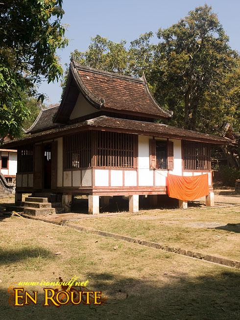 Wat Long Khun Monk's Quarters