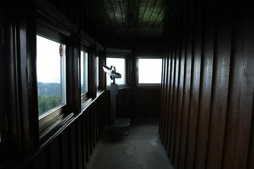 Aussichtsturm auf dem Großen Feldberg
