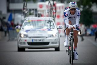 Tour de Suisse: Arnaud Gérard