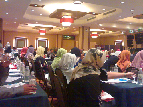 Seminar PA system