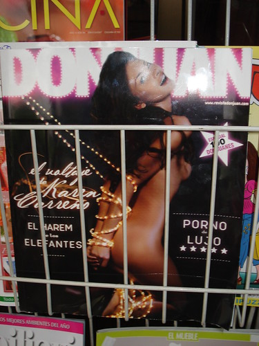 Don Juan (revista colombiana para adultos) / Don Juan (adult magazine in Colombia)