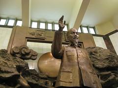 ho chi minh (dragfyre) Tags: statue vietnam communist hochiminh