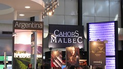 Malbec Throw-Down at Vinexpo